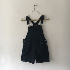 ModCloth overall shorts